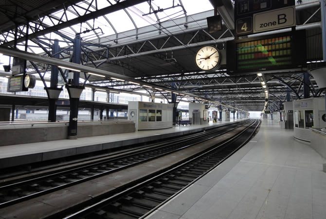 railway station uk