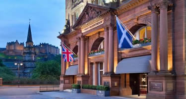 Waldorf Astoria Edinburgh The Caledonian Hotel