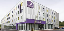 Budget Premier Inn hotel London Stansted Airport