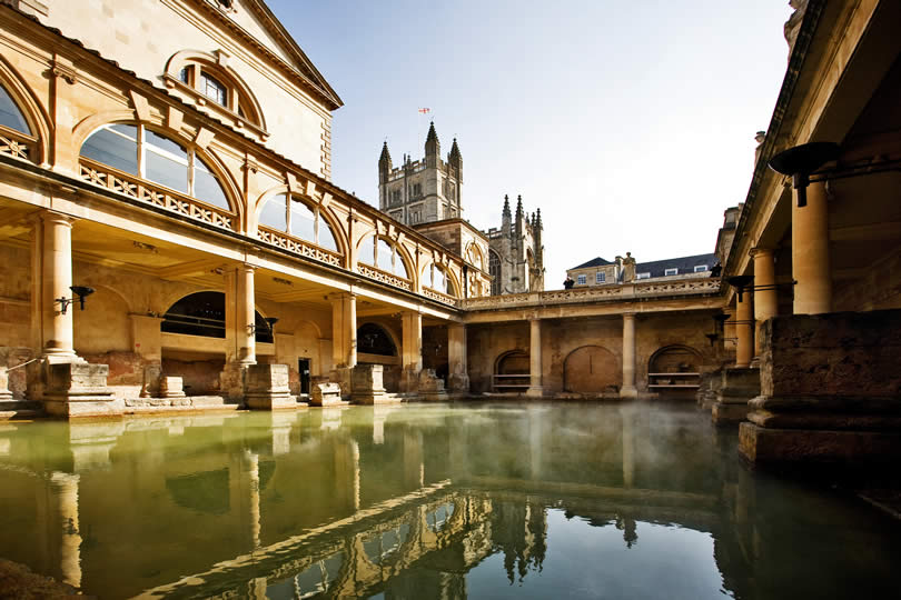 Bath Roman Baths