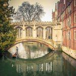 Bridge of Sigh at Saint John's College, Cambridge