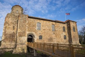 Colchester Castle in England