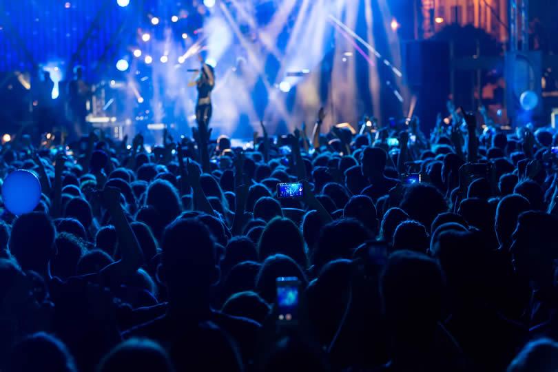 Concert venue in UK