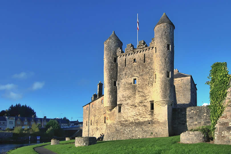 Enniskillen Castle in Norhtern Ireland