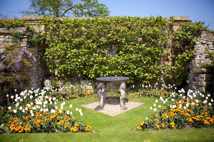 Garden in Kent England