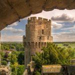 Tower of Warwick Castle