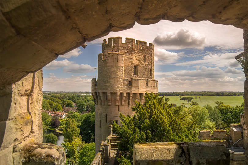 Tower of Warwick Castle