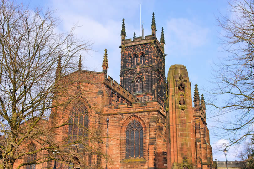 Wolverhampton St. Peter's Collegiate Church