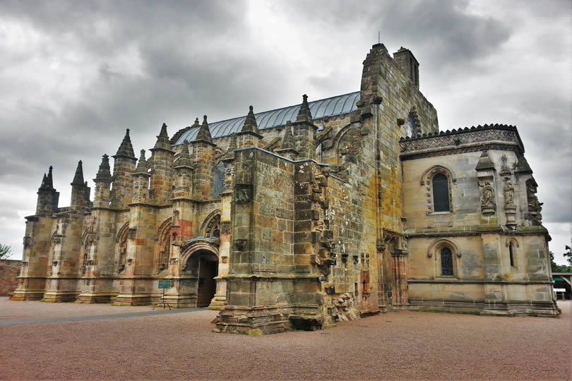 Edinburgh Rosslyn Chapel