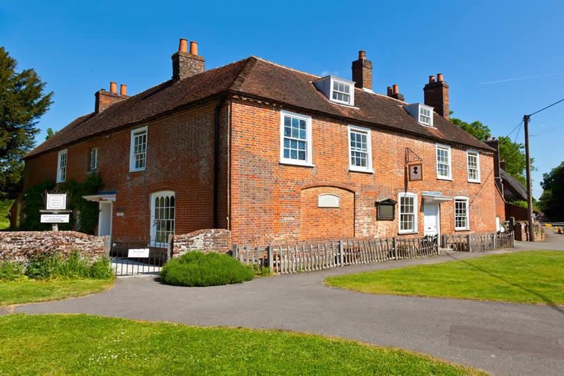 Jane Austen's Chawton house museum