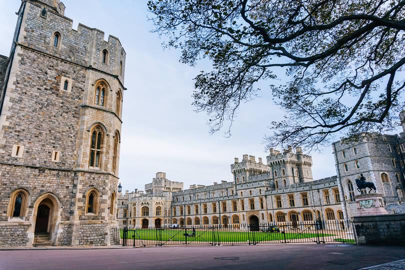 Windsor Castle Towers