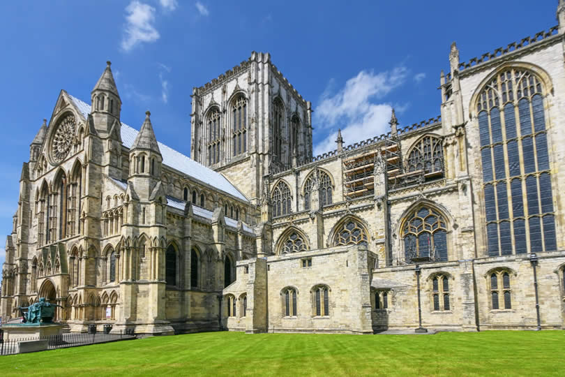 York Minster Cathedral in England