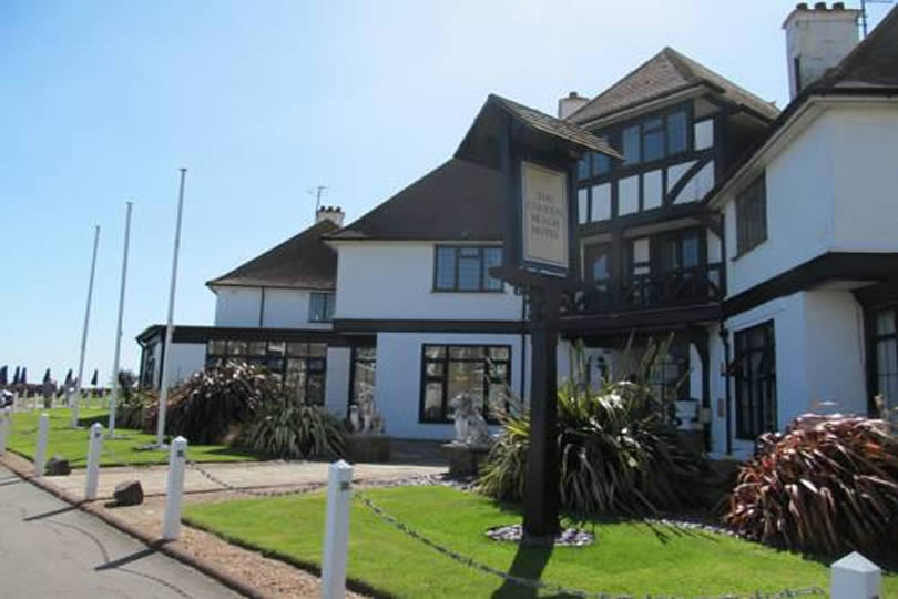 Cooden Beach Hotel in Bexhill England