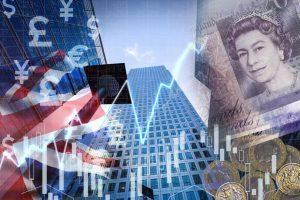 Pound sterling illustration