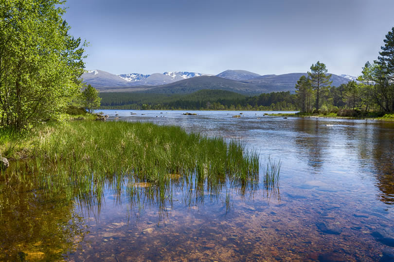 Aviemore Lake District
