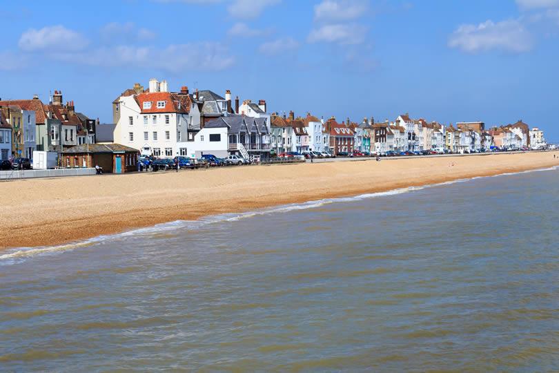 Deal Kent seaside houses