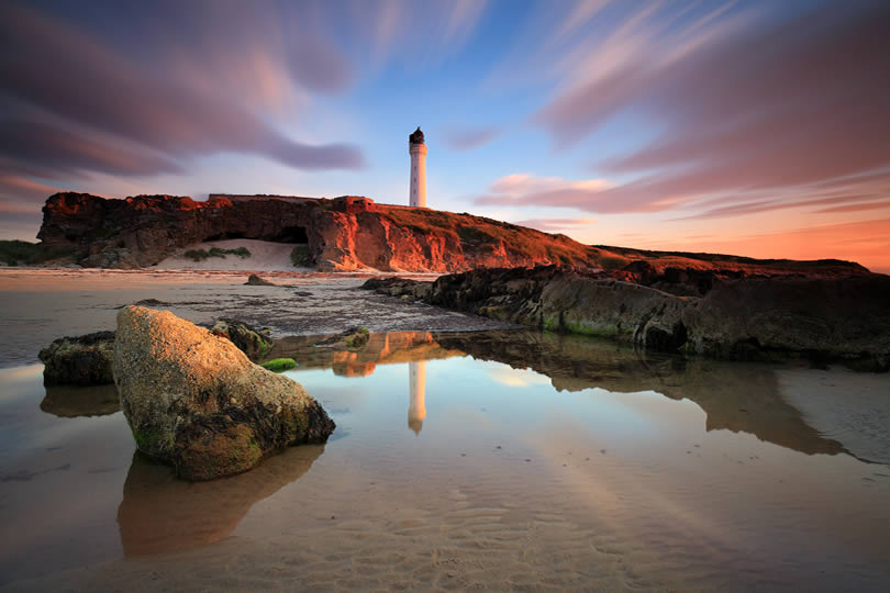 Lossiemouth lighthouse