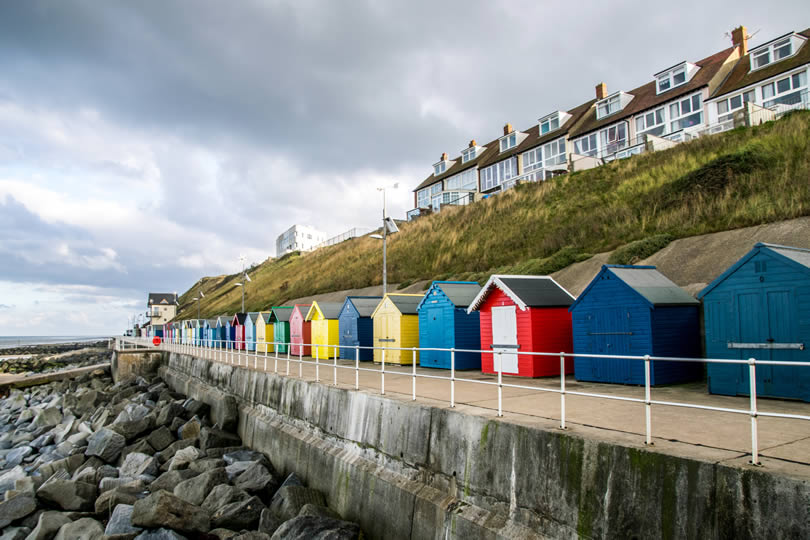 Sheringham seaside cabins and apartments