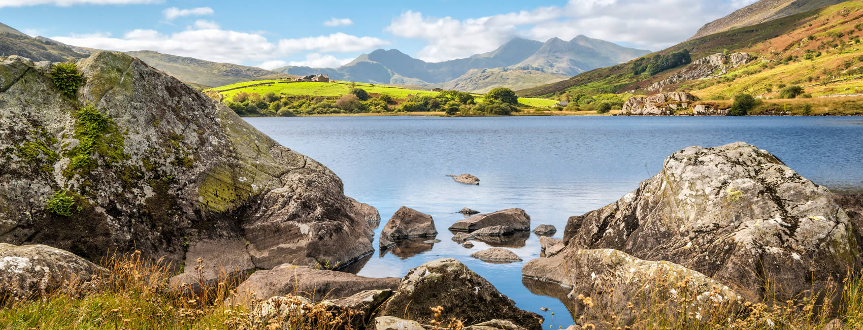 Snowdonia National Park in Wales