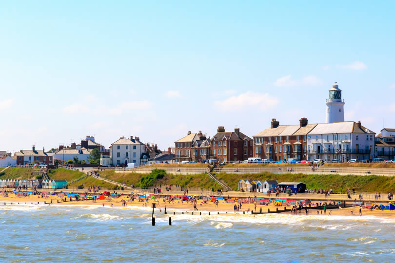 Southwold Beachfront