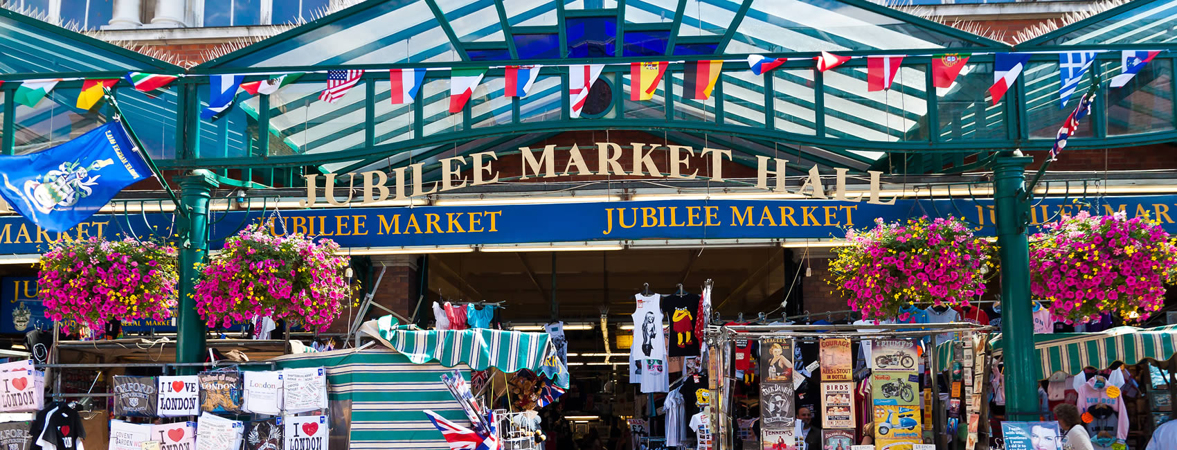 Covent Garden Jubilee Market Hall