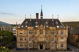 Huddersfield city hall