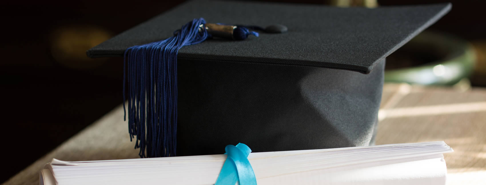University diploma event
