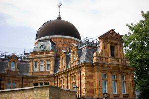 Greenwich Park Royal Observatory London Marathon start line