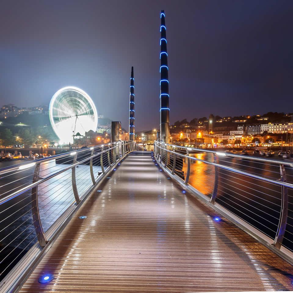 Torquay Millennium Bridge