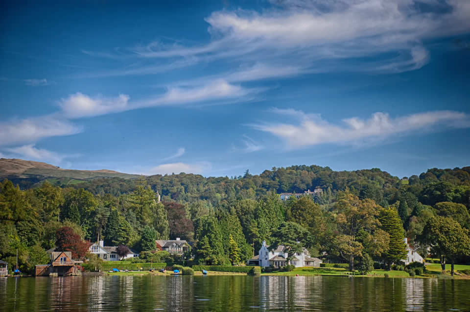 Lake Windermere Luxury Houses