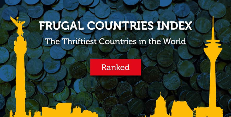 Frugal Countries Index